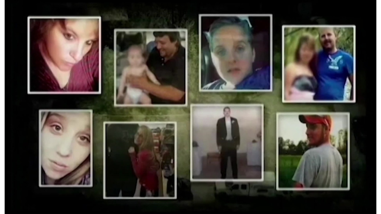 Community reacts to news of arrests in Rhoden massacre case