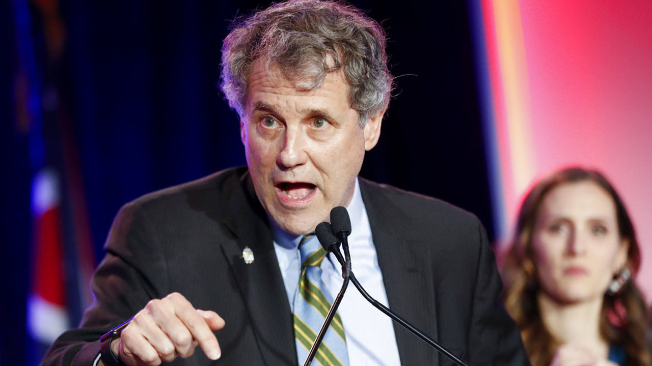 Sherrod Brown for President? Senator weighs 2020 run