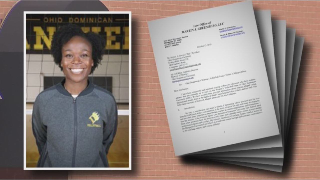 Student-athletes accuse Ohio Dominican volleyball coach of ... on map of benedictine college, map of wilmington college, map of lorain county community college, map of value city arena, map of d'youville college, map of port columbus international airport, map of holy cross college, map of hiram college, map of columbia college, map of anna maria college, map of houghton college, map of indiana tech, map of columbus state community college, map of roberts wesleyan college, map of assumption college, map of regis college, map of nichols college, map of limestone college, map of belmont abbey college, map of aquinas college,
