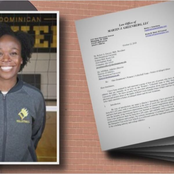 Student-athletes accuse Ohio Dominican volleyball coach of abusive behavior