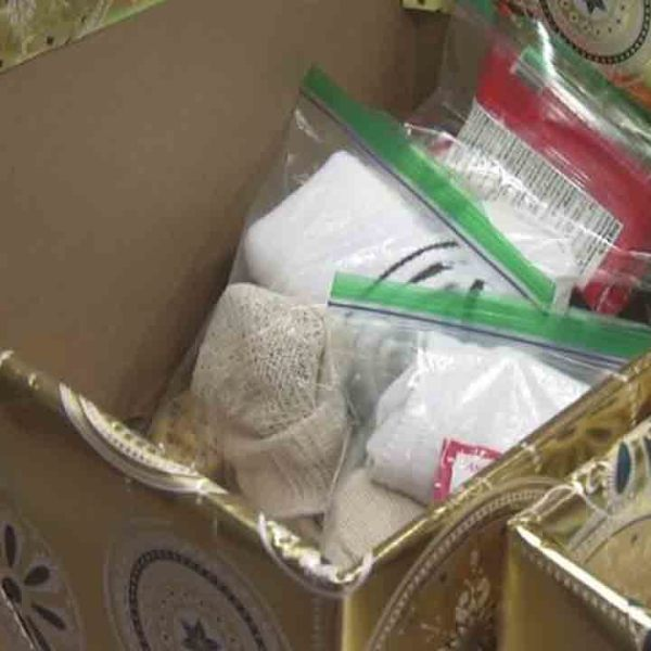City of Columbus giving 'Blessing Bags' to homeless