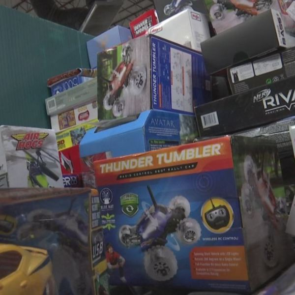 Local fire stations holding more Firefighters for Kids toy drives this weekend