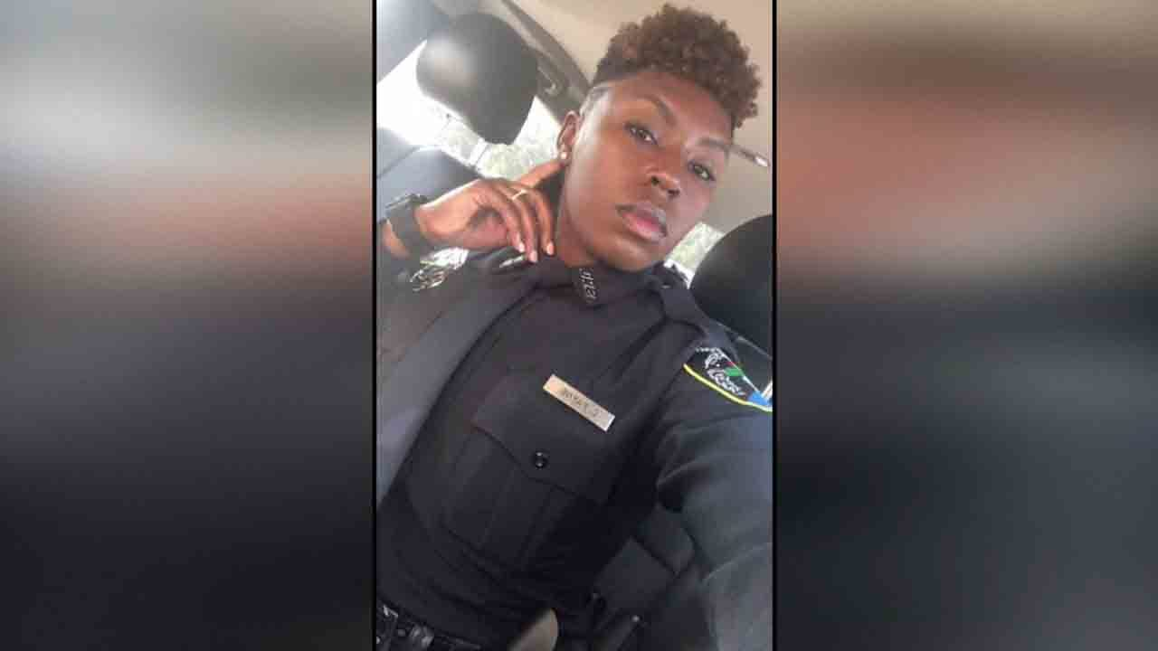 Chief: Louisiana officer was fatally shot by her boyfriend