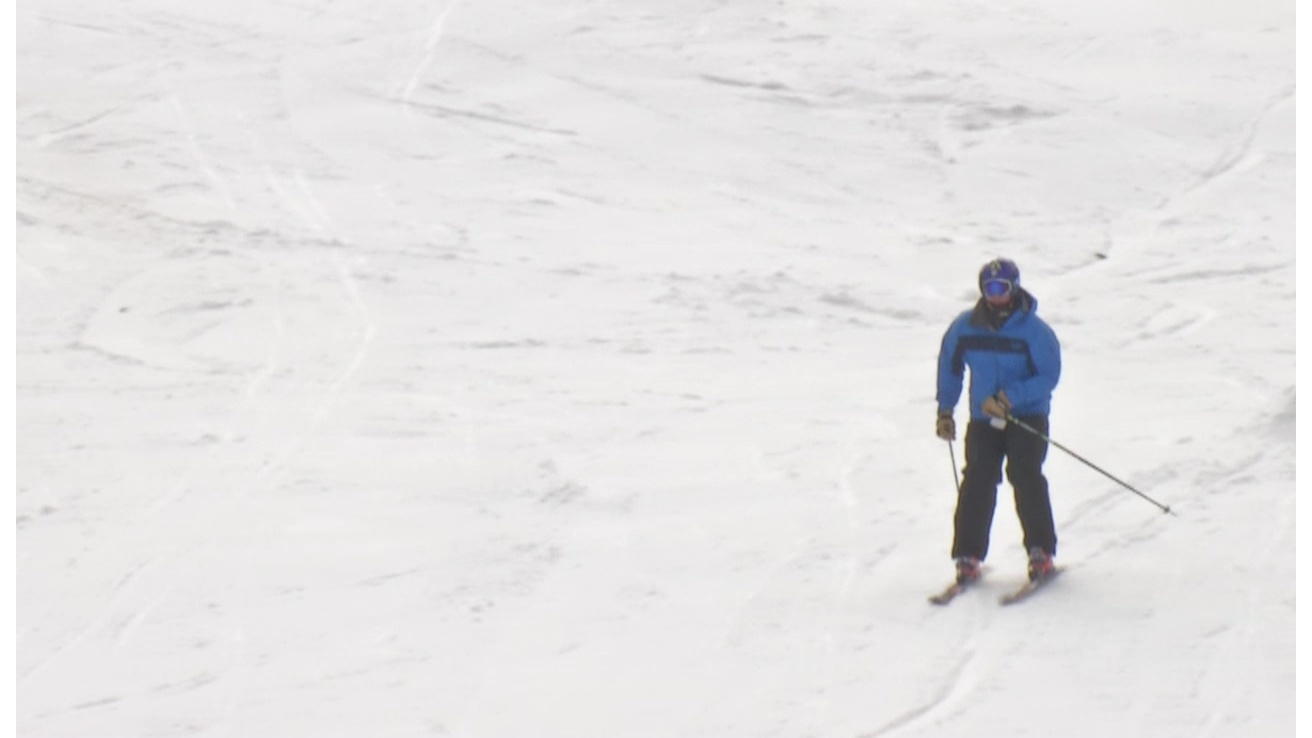 Despite warm weather, Mad River Mountain still open for business