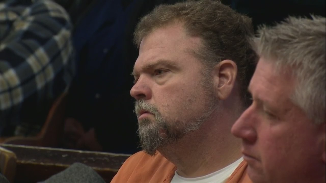Pike County murder suspect George 'Billy' Wagner appeared in court Thursday