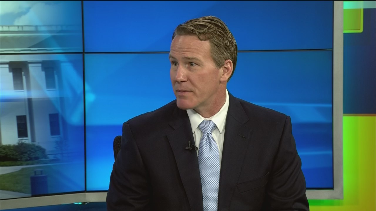 The Spectrum: Lt. Gov. Jon Husted  on Innovate Ohio, saving manufacturing jobs and his support of the heartbeat bill
