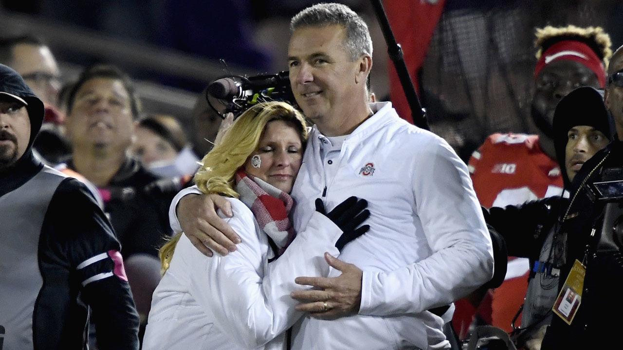 Urban Meyer's Rose Bowl post-game press conference