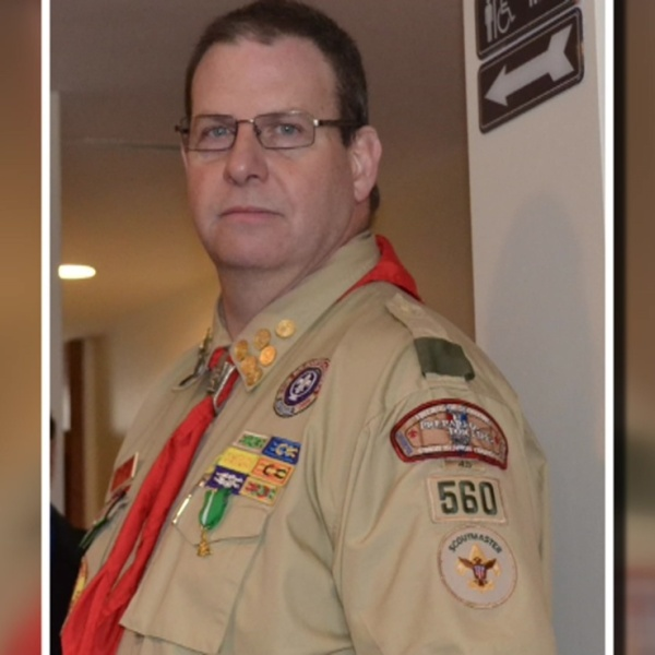 Former Boy Scouts troop leader indicted on public indecency charge