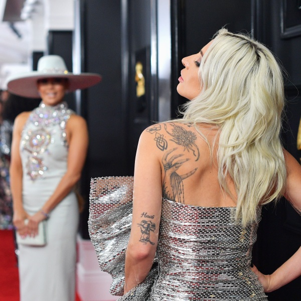 NOT SIZED grammy awards ;ady gaga jennifer lopez 021019_1549848450541-873702558