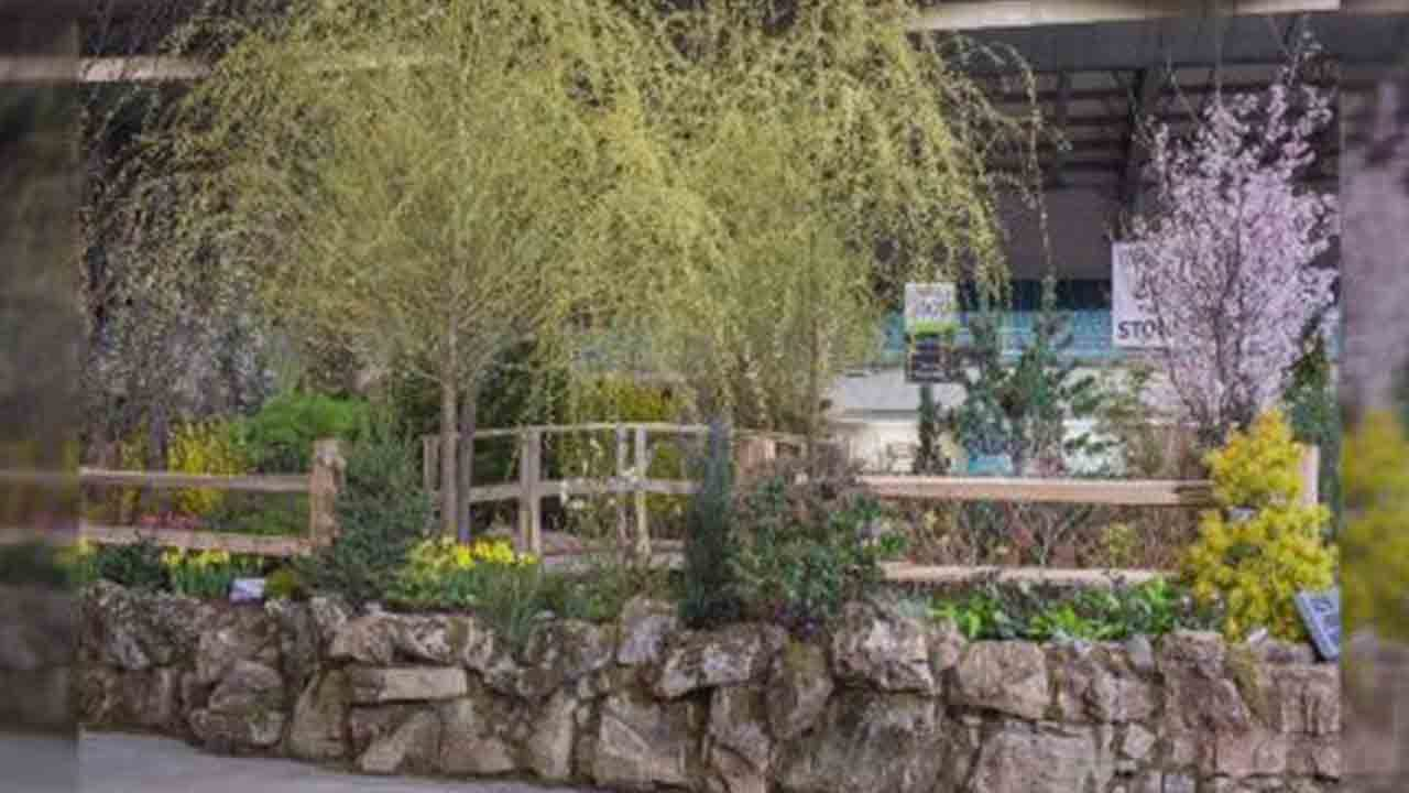 Home and Garden Show brought the outdoors indoors the Ohio Expo Center