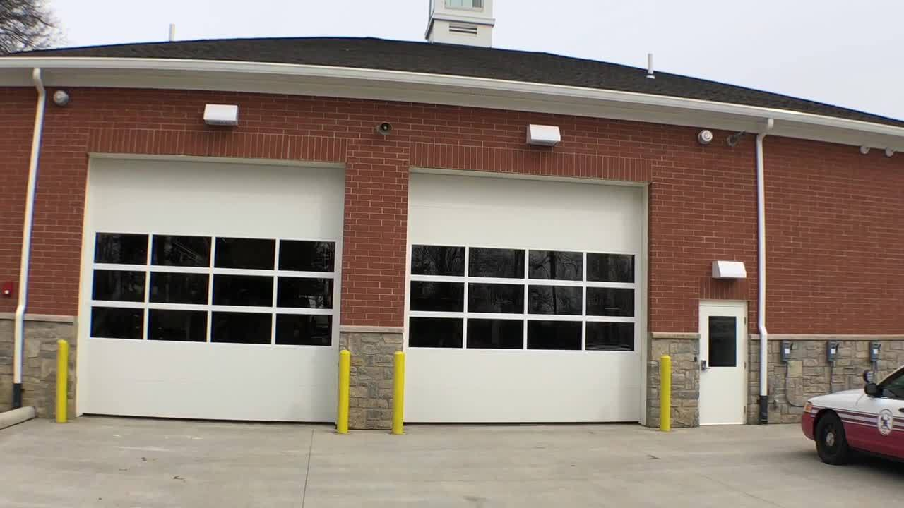 New fire station has decontamination room to help prevent cancer