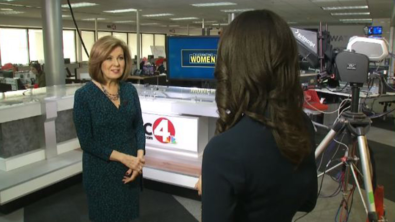 Celebrating Women: Colleen Marshall reflects on 35 years at NBC4