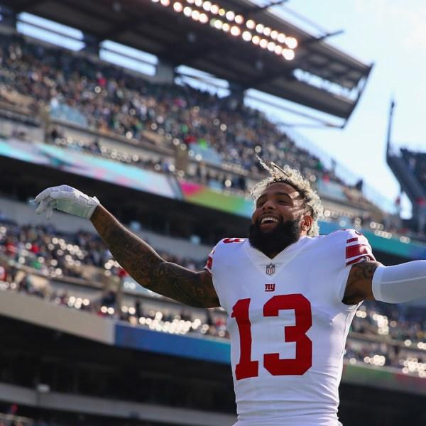 Cleveland Browns trade for Odell Beckham Jr.