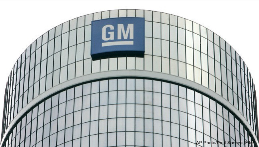 UAW sues General Motors to stop plant closings in 3 states
