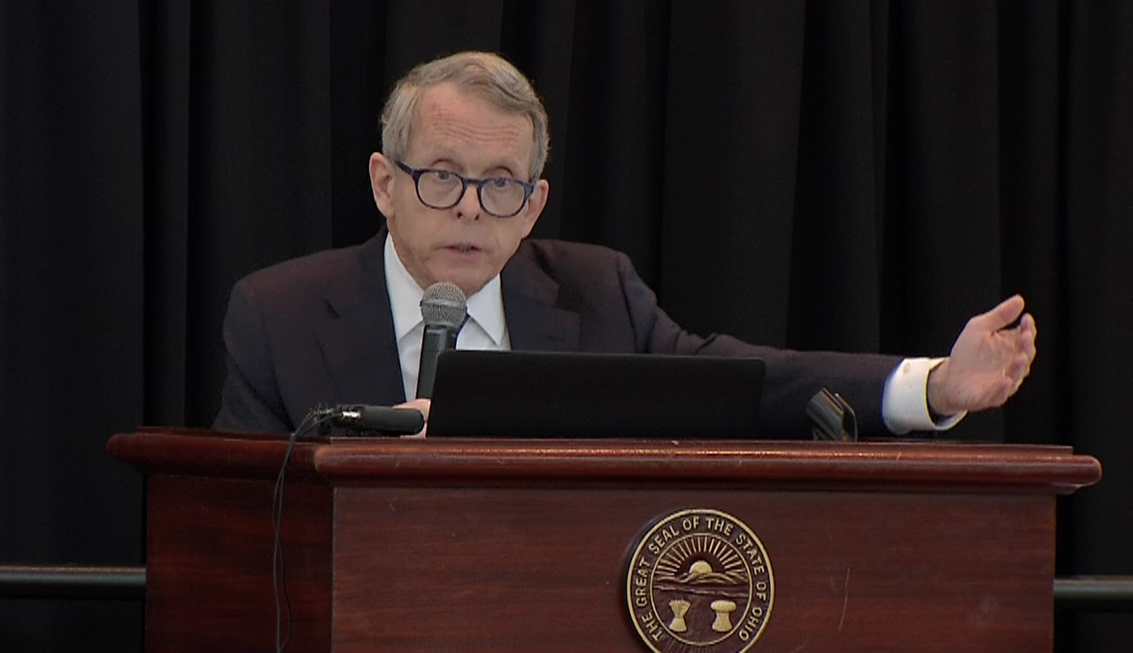 DeWine: 10.7 cent gas tax increase not enough