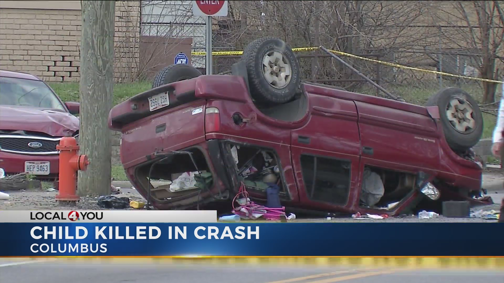 Alcohol, speed factors in Linden rollover crash that killed 7-year-old girl