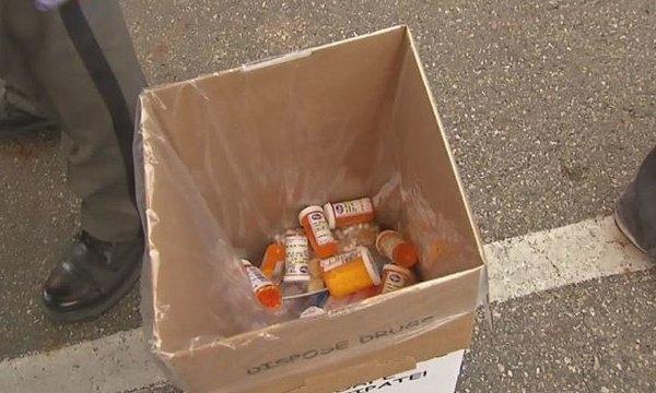 Central Ohio taking part in National Drug Take-Back Day