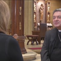 EXTENDED INTERVIEW: Colleen Marshall's one-on-one with Columbus' new Catholic bishop
