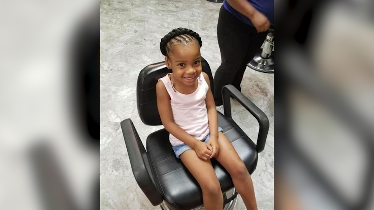 Police identify driver in crash that killed 7-year-old girl
