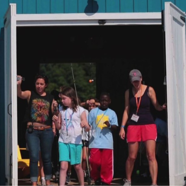 The school year is winding down. It's not too late to start thinking about summer camp