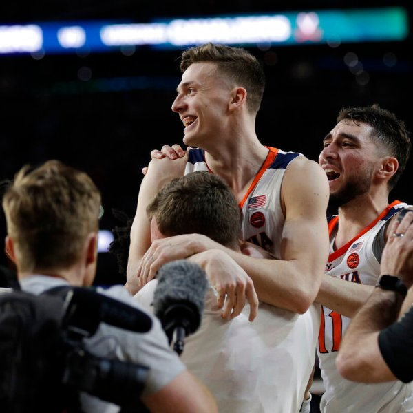 Virginia headed to championship