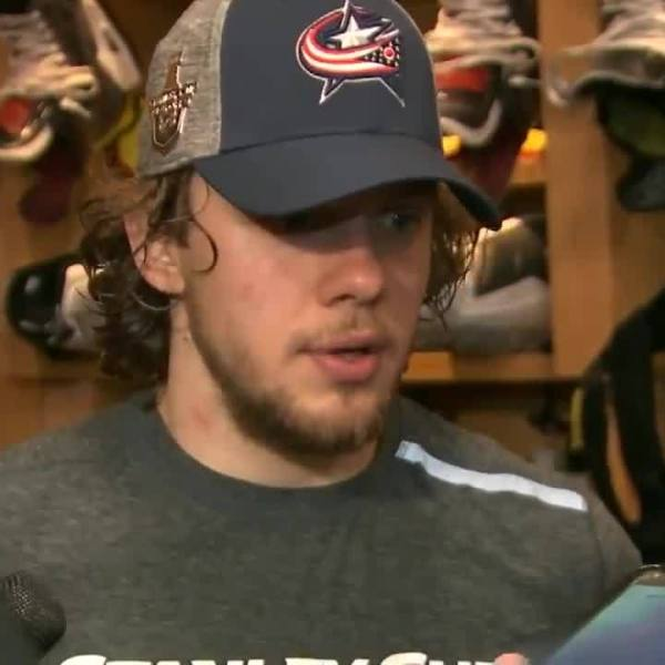 Have Bread & Bob played their last game as Blue Jackets?