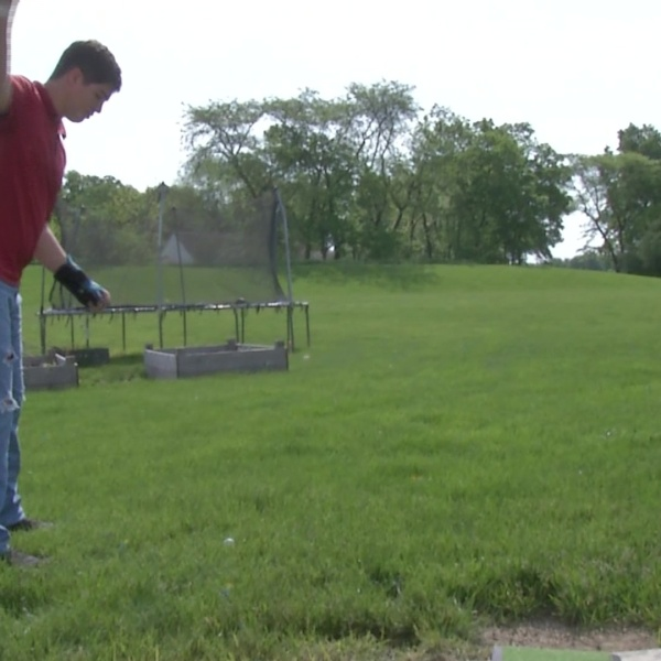 Local teenager overcoming obstacles gets great opportunity at Memorial