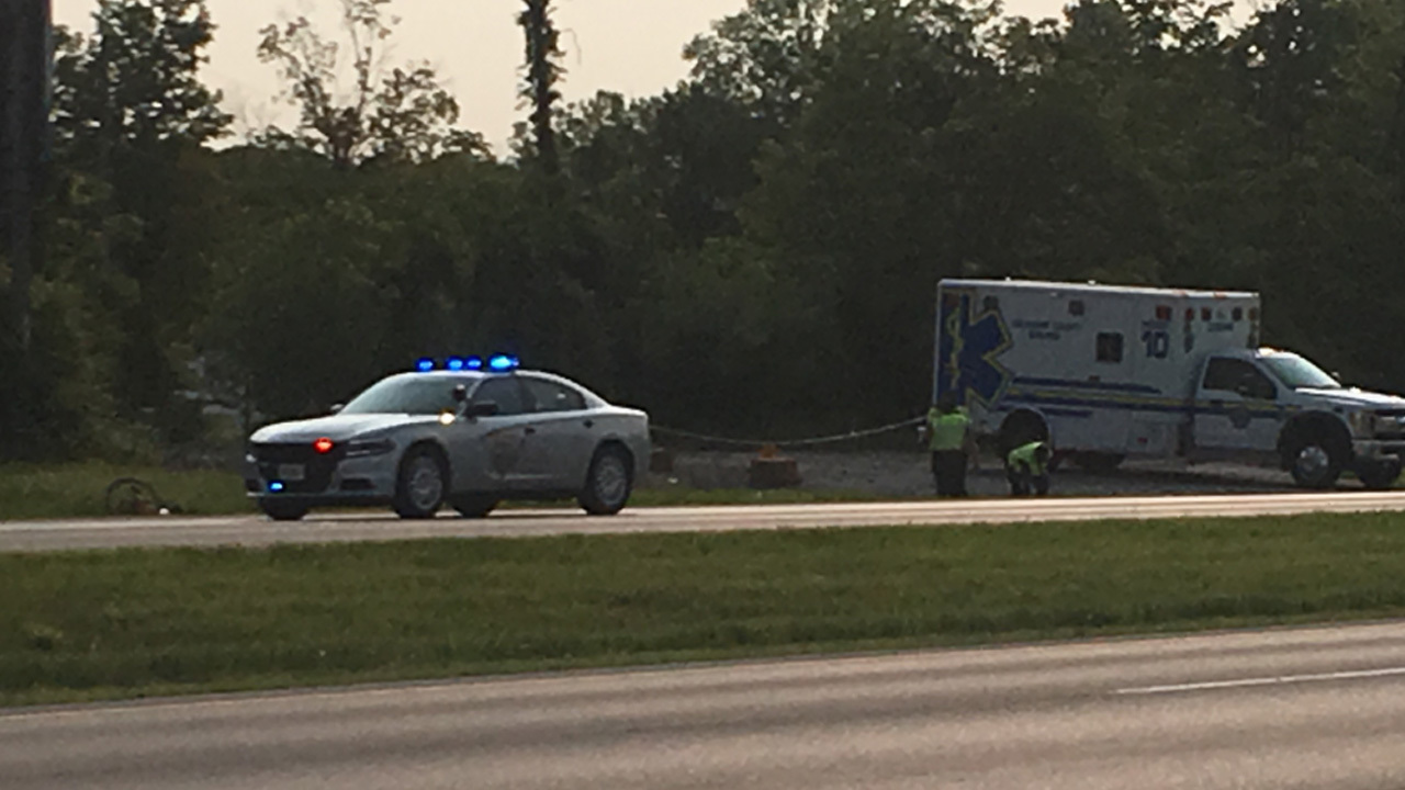 Bicyclist killed in Delaware County crash