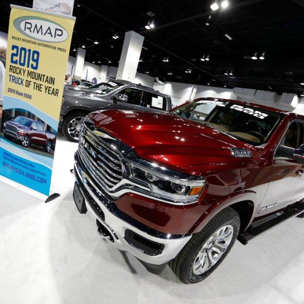 Ram truck recall