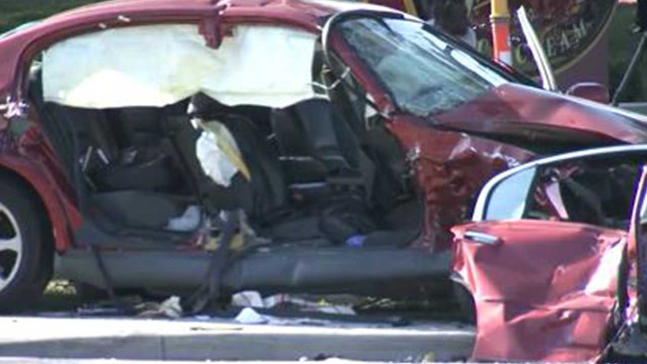 Victims injured in multi-vehicle crash that shut down