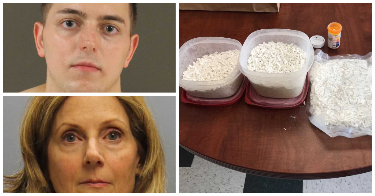 Franklin County deputies seize nearly 15,000 Xanax during