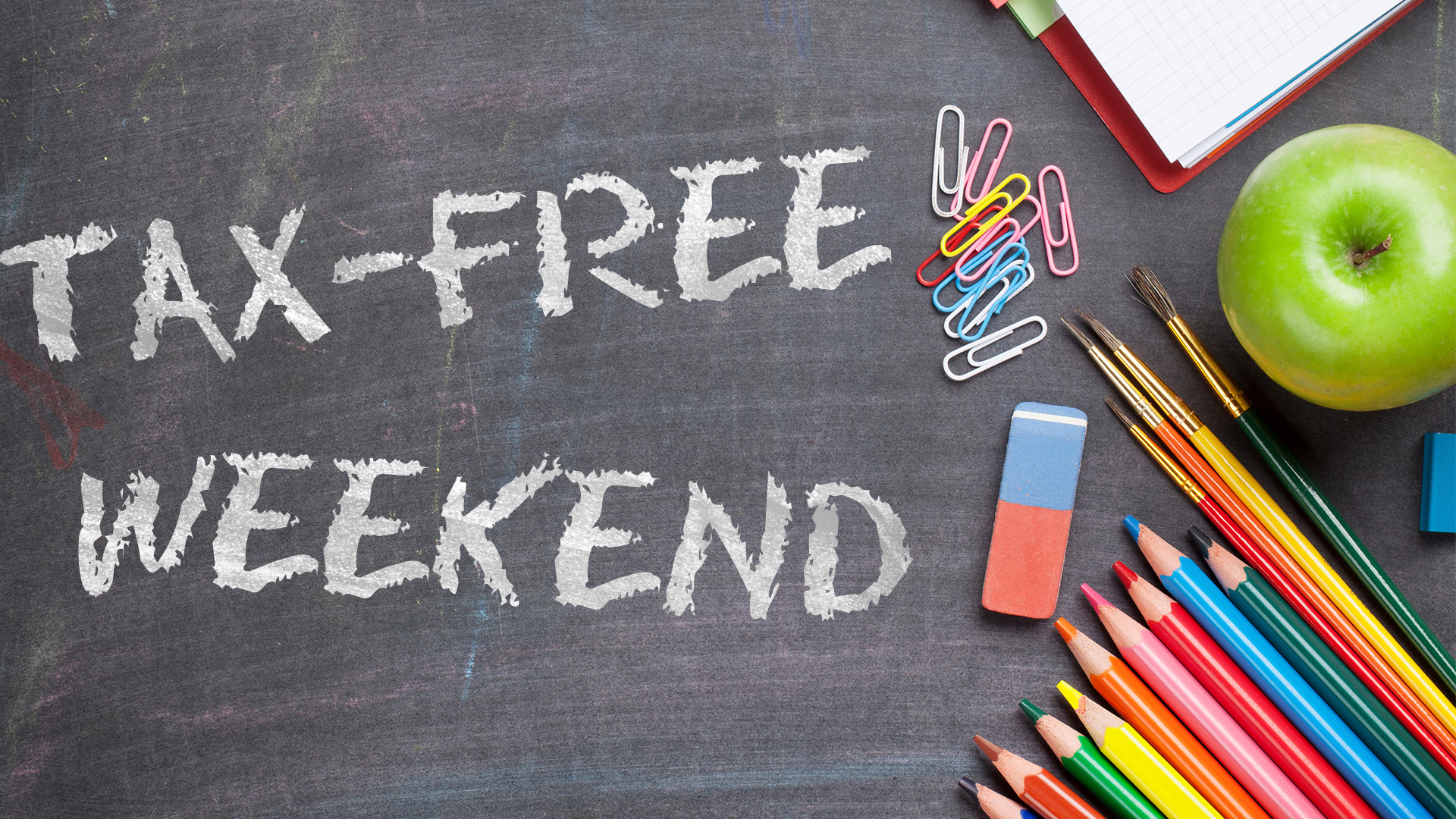 Ohio state rep wants to expand Back to School tax-free weekend to