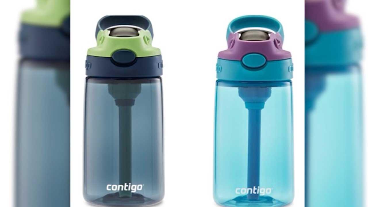 Nearly 6 million Contigo kids water bottles recalled over