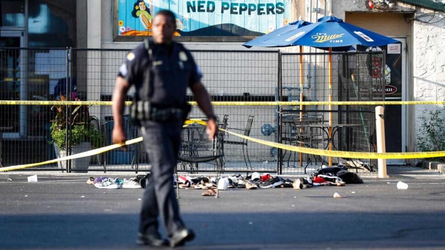 Gov  DeWine: Dayton police fast action saved 'many, many lives