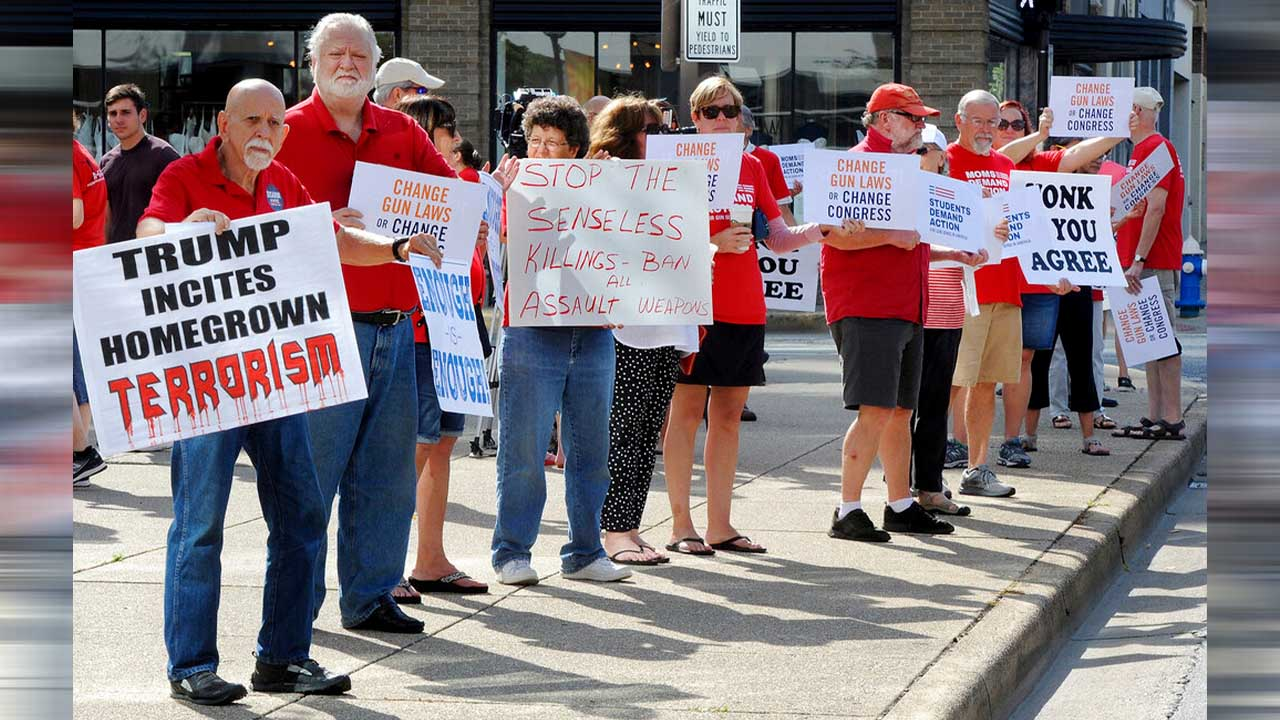 Gun control advocates in Ohio, other states call for new gun