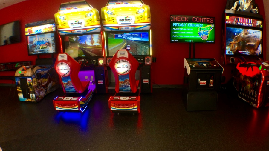 arcade at Woody Hayes Athletic Center