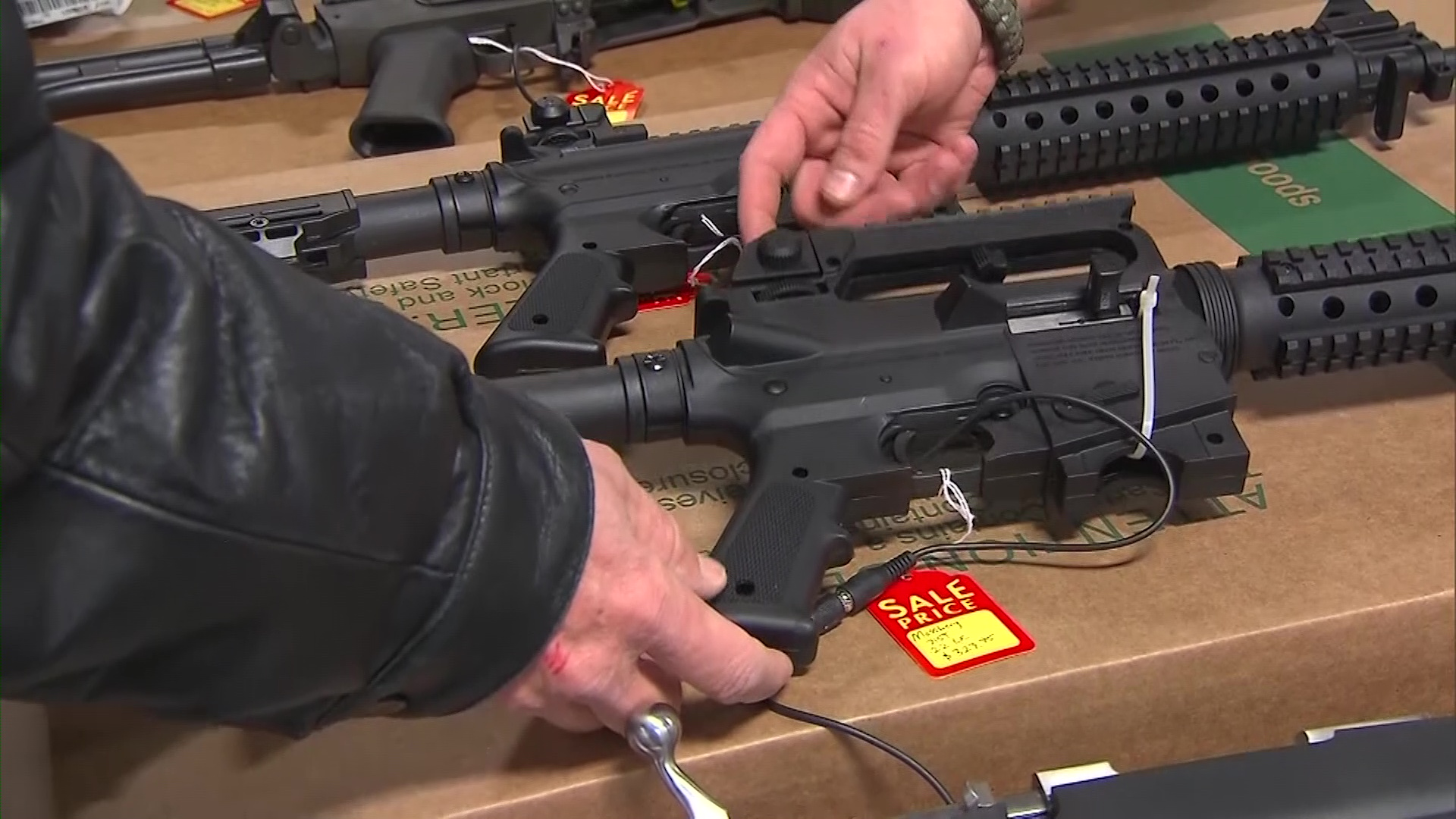Westerville police continue investigating gun shop robbery