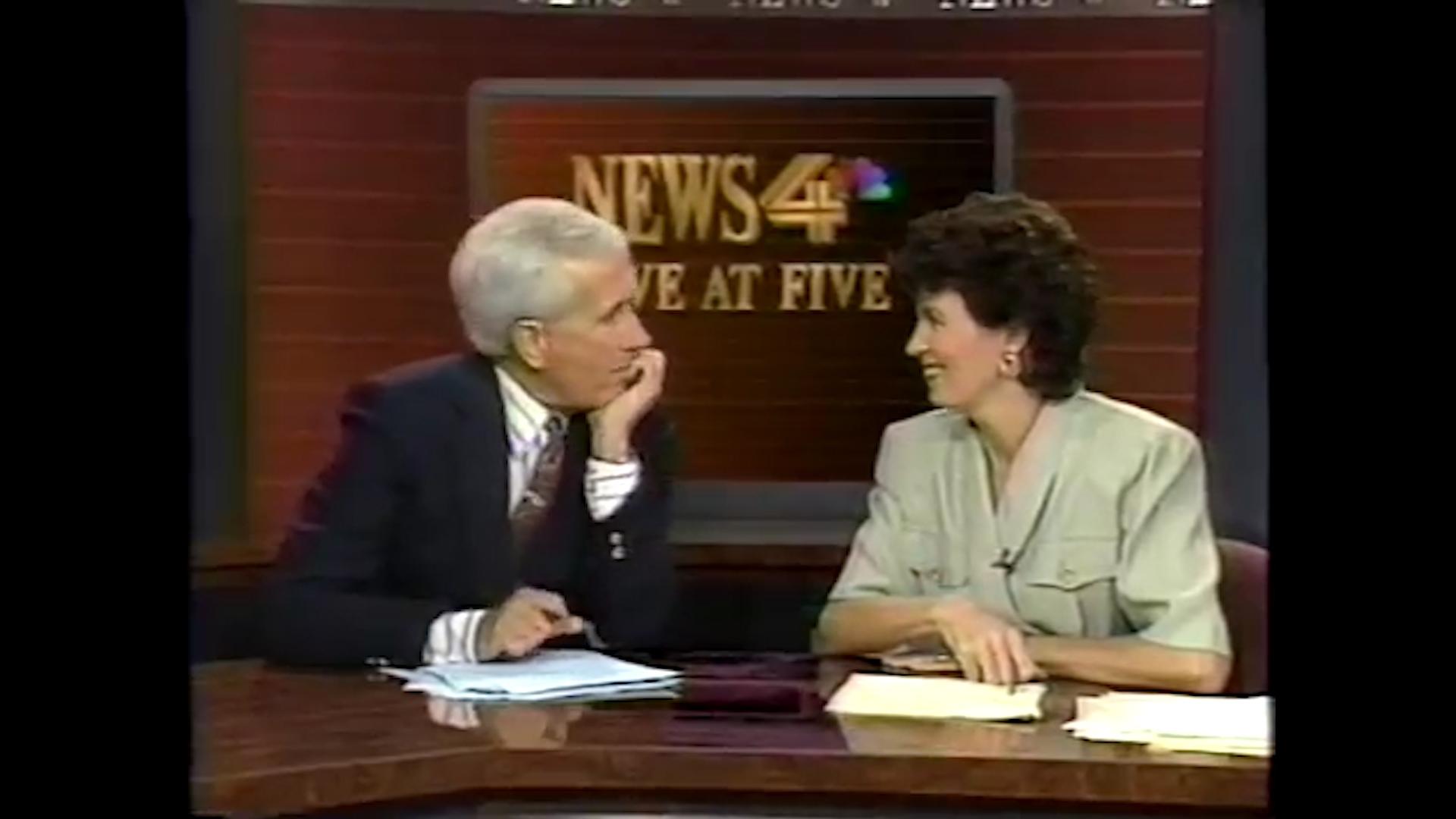 Colleen and Doug Adair