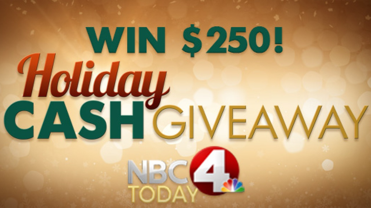 Holiday Cash Giveaway Nbc4 Wcmh Tv