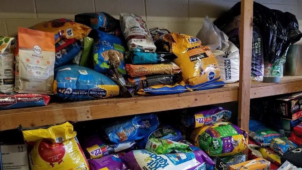 Pet Food Bank