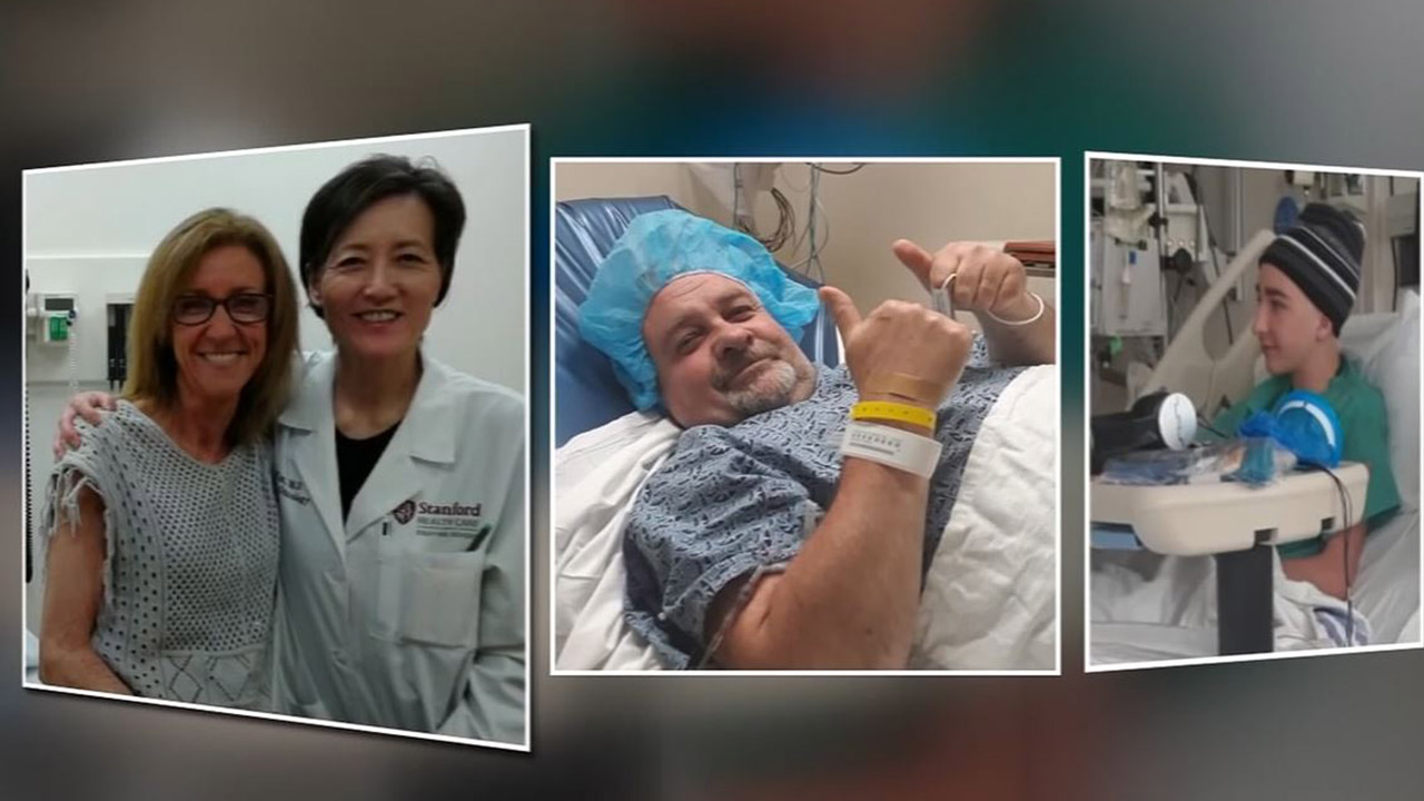 Florida mom, dad, 17-year-old son all battling cancer ask for prayers, Christmas miracle