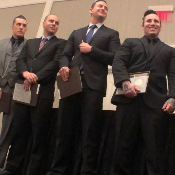 Six Dayton Police Officers