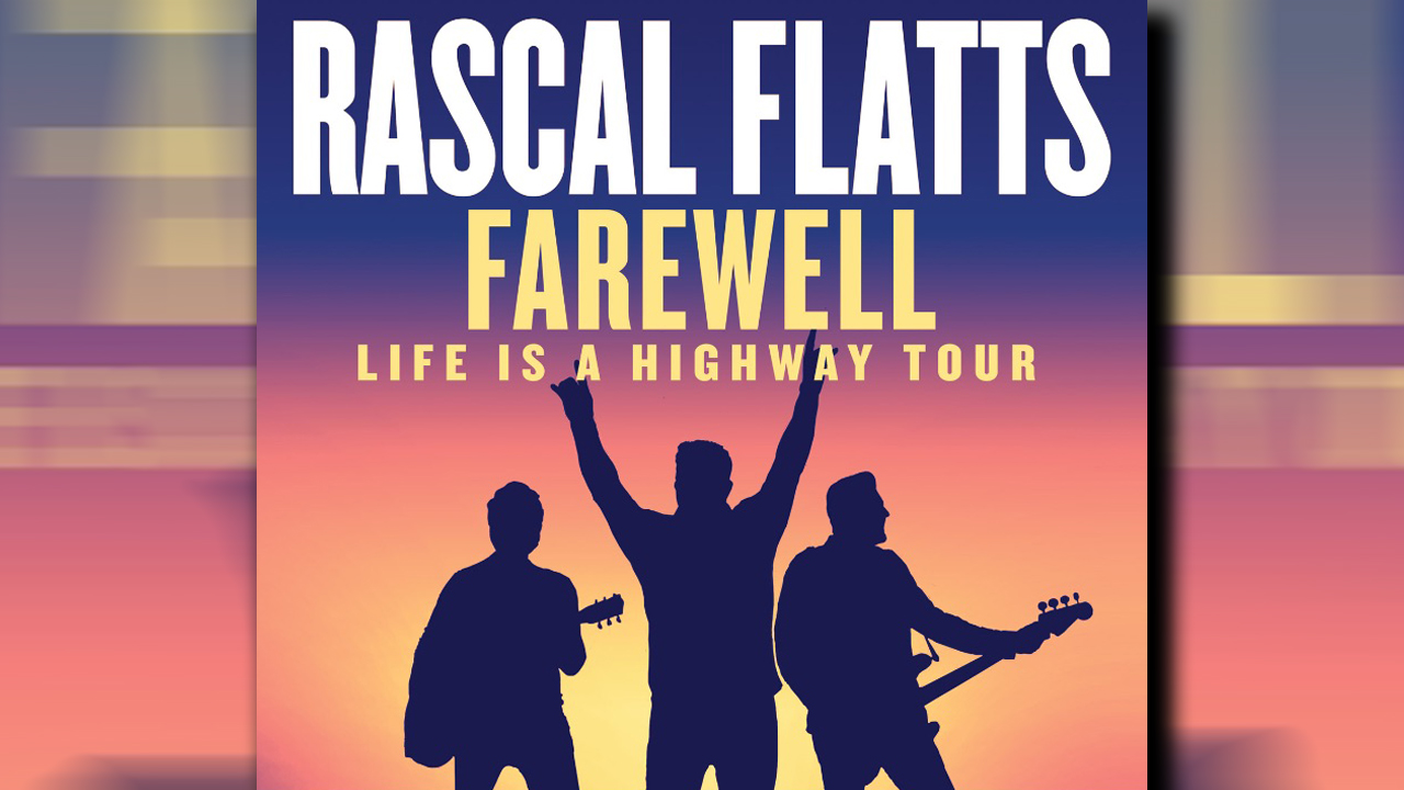 Rascal Flatts adds stop in Columbus during 'Life is a Highway' farewell tour