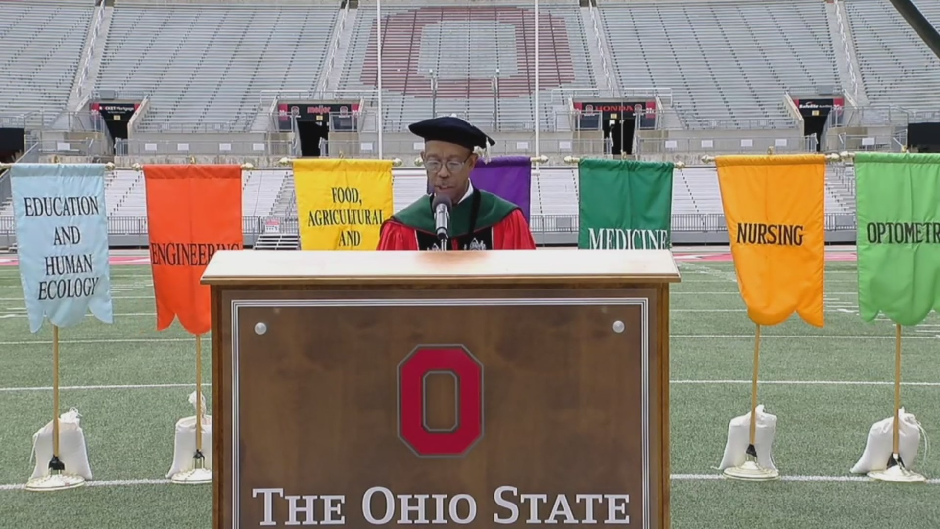 Ohio State Virtual Commencement