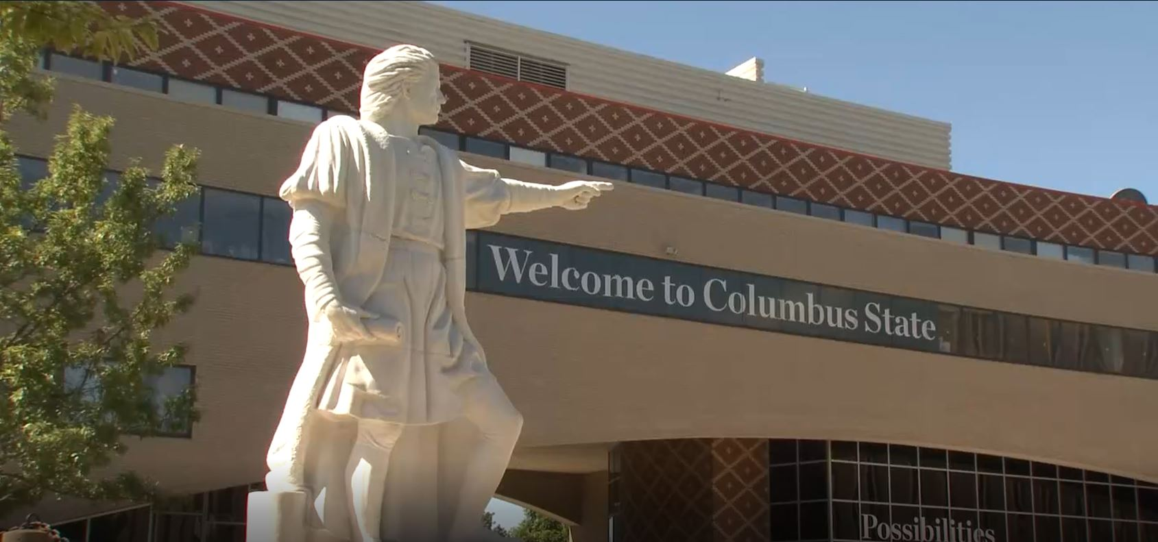 Columbus State Community College to remove Christopher Columbus