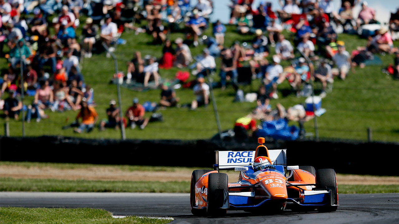 IndyCar Mid-Ohio 2013