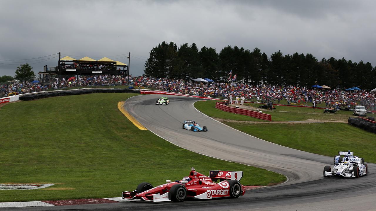 Mid-Ohio IndyCar 2012