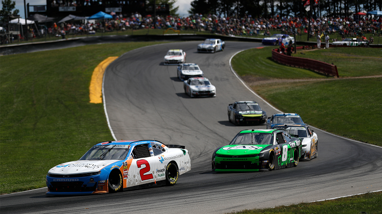 NASCAR Mid-Ohio 2019