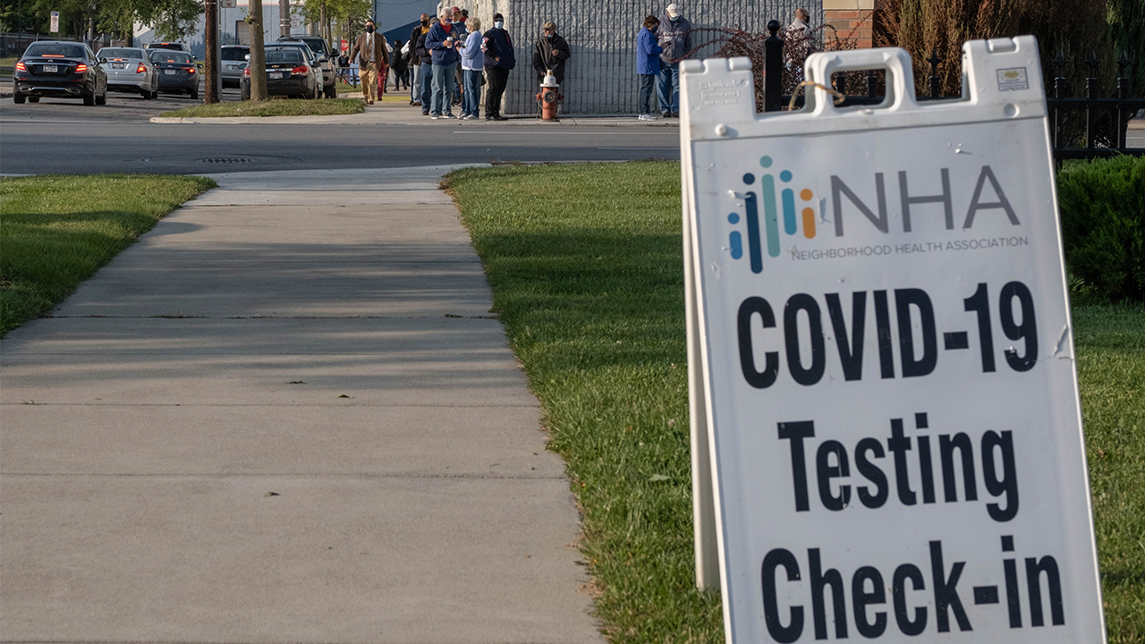 Toledo covid voting testing