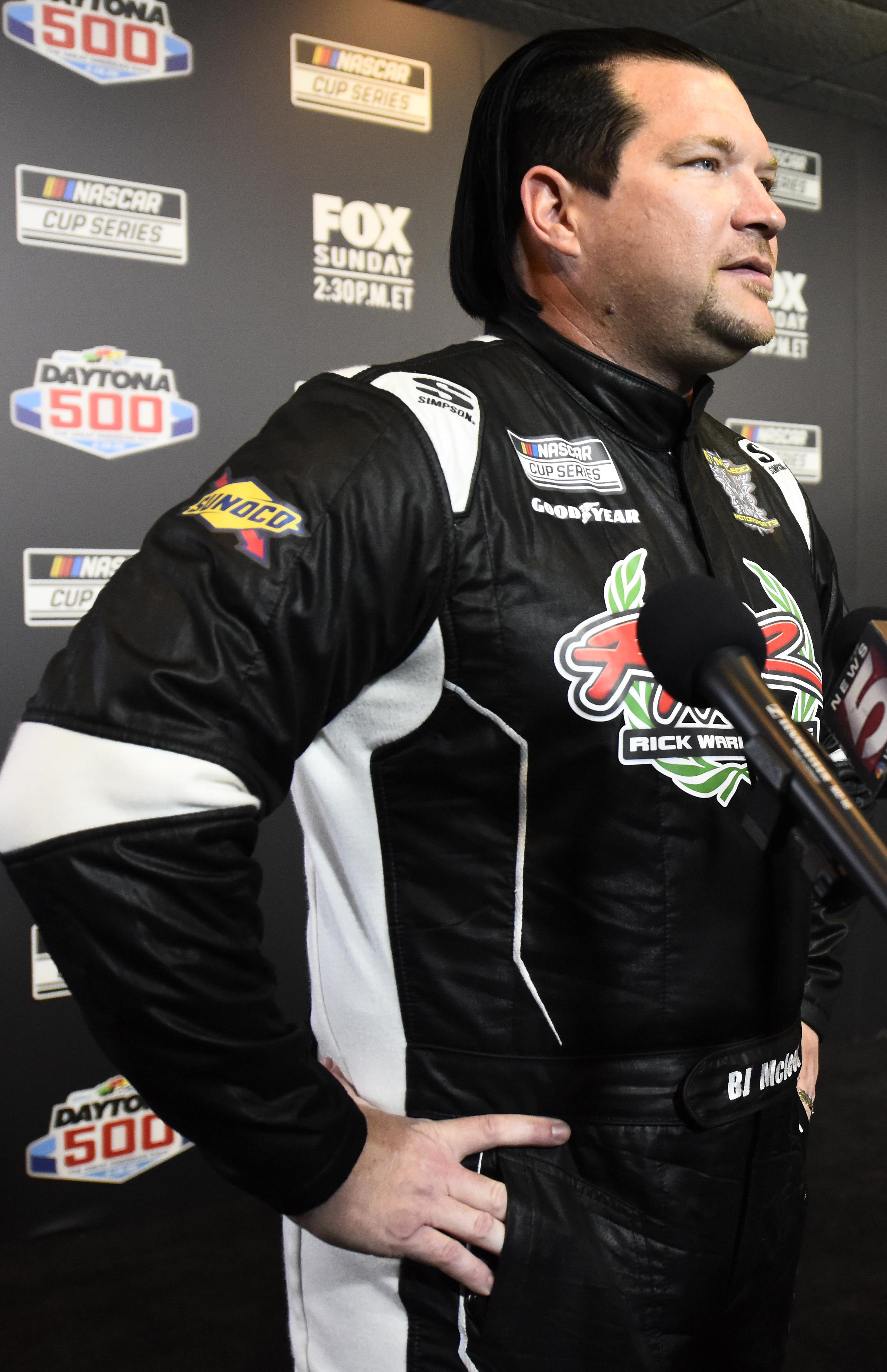BJ McLeod Daytona 2020